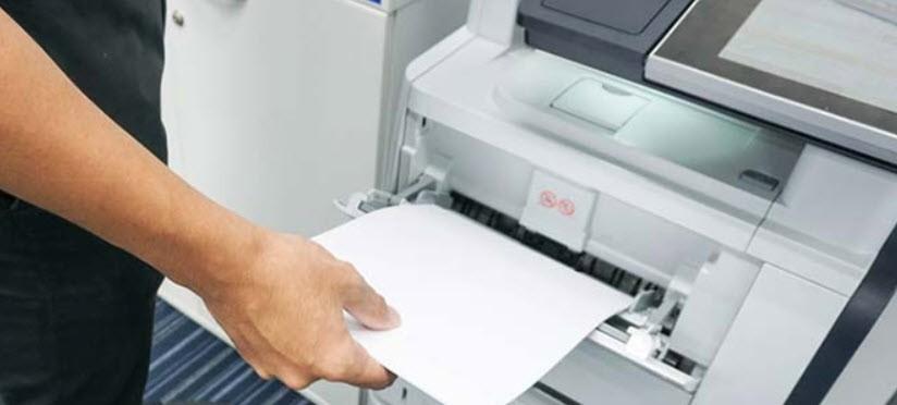 Arkansas Copy Machine